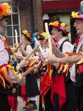 Χορευτές Morris Στοκ εικόνες με δικαίωμα ελεύθερης χρήσης