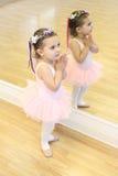 χορευτής λίγα Στοκ Φωτογραφίες