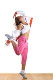 χορευτής αιθουσών χορού Στοκ εικόνες με δικαίωμα ελεύθερης χρήσης