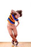 χορευτής αιθουσών χορού Στοκ Εικόνα
