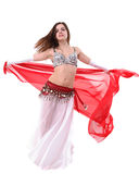 χορευτής ανατολικός Στοκ Εικόνες