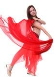 χορευτής ανατολικός στοκ φωτογραφία