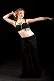χορευτής Ασιάτης κοιλιώ& Στοκ φωτογραφία με δικαίωμα ελεύθερης χρήσης