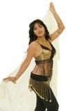 χορευτής Ασιάτης Στοκ εικόνες με δικαίωμα ελεύθερης χρήσης