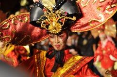 χορευτής εθνικός Στοκ Φωτογραφίες