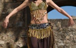 χορευτής ΙΙ κοιλιών Στοκ Εικόνα