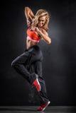 Χορευτής ικανότητας Στοκ Εικόνα