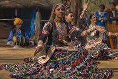χορευτής Ινδός Στοκ εικόνες με δικαίωμα ελεύθερης χρήσης