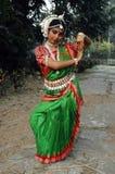 χορευτής Ινδός Στοκ Εικόνες