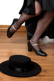 8d730a768fc παπούτσια ισπανικά χορε&upsilon Στοκ Εικόνα - εικόνα από πάτωμα ...