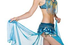 χορευτής κοιλιών Στοκ εικόνες με δικαίωμα ελεύθερης χρήσης