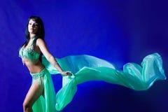 χορευτής κοιλιών Στοκ Εικόνες
