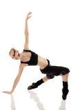 Χορευτής κοριτσιών εφήβων στοκ φωτογραφία με δικαίωμα ελεύθερης χρήσης