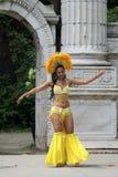 χορευτής κοστουμιών κίτ&rh Στοκ Εικόνες