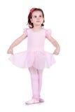 χορευτής μπαλέτου λίγα Στοκ Φωτογραφία