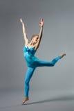 χορευτής μπαλέτου Στοκ φωτογραφία με δικαίωμα ελεύθερης χρήσης