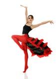 Χορευτής τανγκό Στοκ Εικόνες