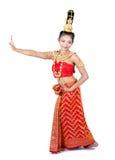 χορευτής Ταϊλανδός Στοκ φωτογραφίες με δικαίωμα ελεύθερης χρήσης