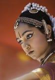 Χορευτής της Ινδίας στοκ φωτογραφίες με δικαίωμα ελεύθερης χρήσης