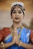 Χορευτής της Ινδίας στοκ φωτογραφία