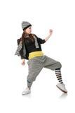 χορευτής φοβιτσιάρης στοκ εικόνες