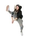 χορευτής φοβιτσιάρης στοκ φωτογραφία με δικαίωμα ελεύθερης χρήσης