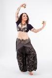 χορευτής φυλετικός Στοκ Φωτογραφία