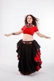 χορευτής φυλετικός Στοκ φωτογραφία με δικαίωμα ελεύθερης χρήσης