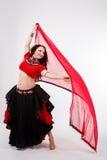 χορευτής φυλετικός Στοκ εικόνες με δικαίωμα ελεύθερης χρήσης
