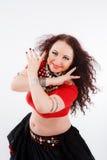 χορευτής φυλετικός Στοκ φωτογραφίες με δικαίωμα ελεύθερης χρήσης