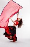 χορευτής φυλετικός Στοκ Φωτογραφίες