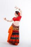 χορευτής φυλετικός Στοκ Εικόνα