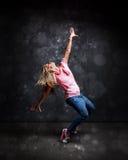 Χορευτής χιπ χοπ στοκ εικόνα με δικαίωμα ελεύθερης χρήσης