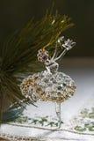 Χορευτής Χριστουγέννων Στοκ εικόνες με δικαίωμα ελεύθερης χρήσης
