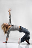 χορευτής Στοκ εικόνα με δικαίωμα ελεύθερης χρήσης