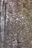 Χορευτής Apsaras Στοκ Φωτογραφία