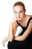 Χορευτής ballerina κοριτσιών Στοκ φωτογραφία με δικαίωμα ελεύθερης χρήσης