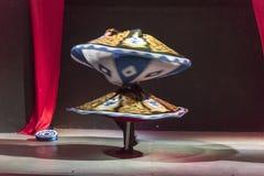 Χορευτής Hurghada Αίγυπτος δερβίσηδων Στοκ φωτογραφία με δικαίωμα ελεύθερης χρήσης