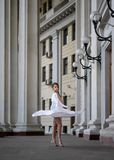 Χορευτής Ksenia στοκ φωτογραφία