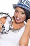 Χορευτής Samba Στοκ εικόνες με δικαίωμα ελεύθερης χρήσης