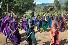 Χορευτής Suri στοκ φωτογραφίες με δικαίωμα ελεύθερης χρήσης