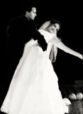 χορεψτε πρώτα Στοκ φωτογραφίες με δικαίωμα ελεύθερης χρήσης