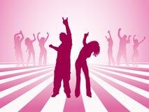 χορεύοντας άνθρωποι ελεύθερη απεικόνιση δικαιώματος