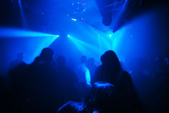 χορεύοντας έφηβοι Στοκ Εικόνα
