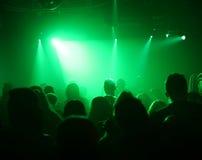 χορεύοντας έφηβοι Στοκ Εικόνες