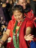 χορεύοντας γυναίκα στοκ εικόνες