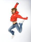 χορεύοντας γυναίκα Στοκ φωτογραφίες με δικαίωμα ελεύθερης χρήσης