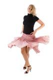 χορεύοντας γυναίκα στοκ εικόνες με δικαίωμα ελεύθερης χρήσης
