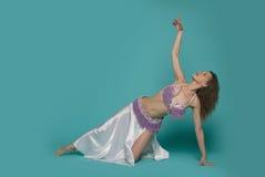 χορεύοντας γυναίκες κ&omicro Στοκ Εικόνα