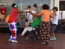 χορεύοντας καθένας Στοκ Εικόνα